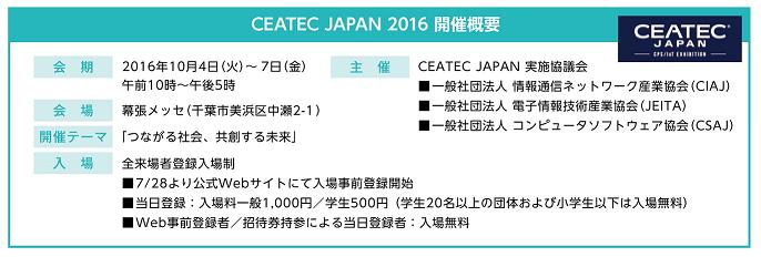 CEATEC JAPAN概要
